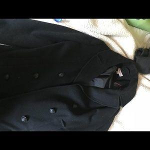 high quality wool pea coat